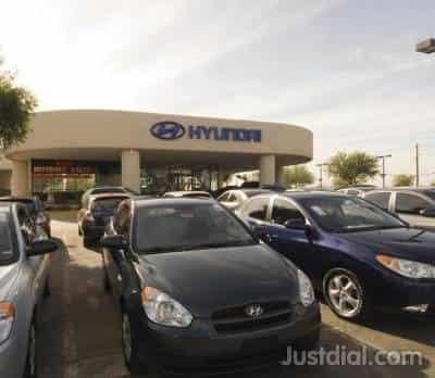 Hyundai Bell Rd >> Chapman Hyundai Near N 11th Ave W Bell Rd Az Phoenix Best Auto