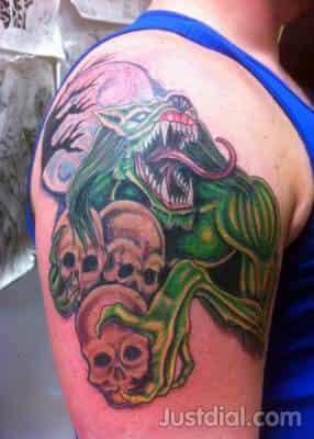 Rock N Roll Tattoo & Piercing, near pine knoll dr,quinley pl, NC ...