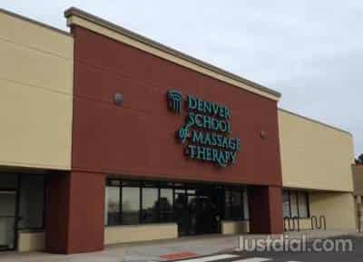 Denver School Of Massage Therapy Near W 91st Aveharlan St Co